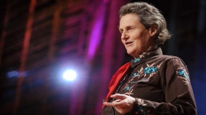 Temple Grandin (conferencia TED)