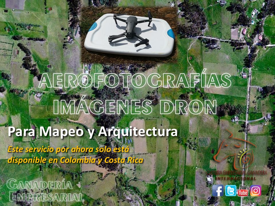 Aerofotografía Drones CEG