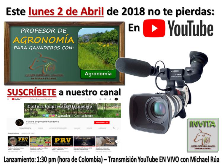 Anuncio Lanzamiento Prof AZVAE Abril 2018