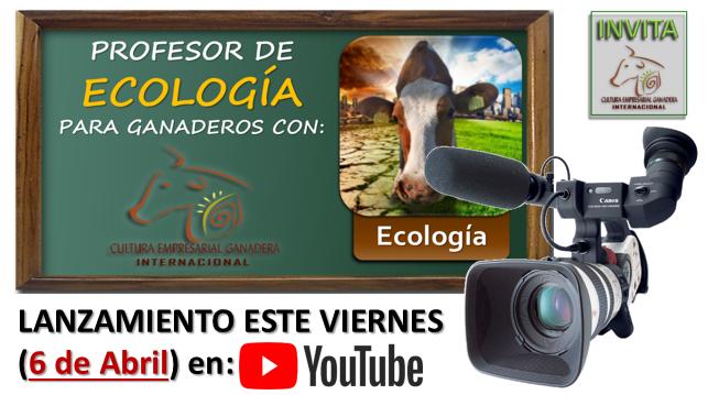 Lanzamiento Prof Ecología Abril 2018