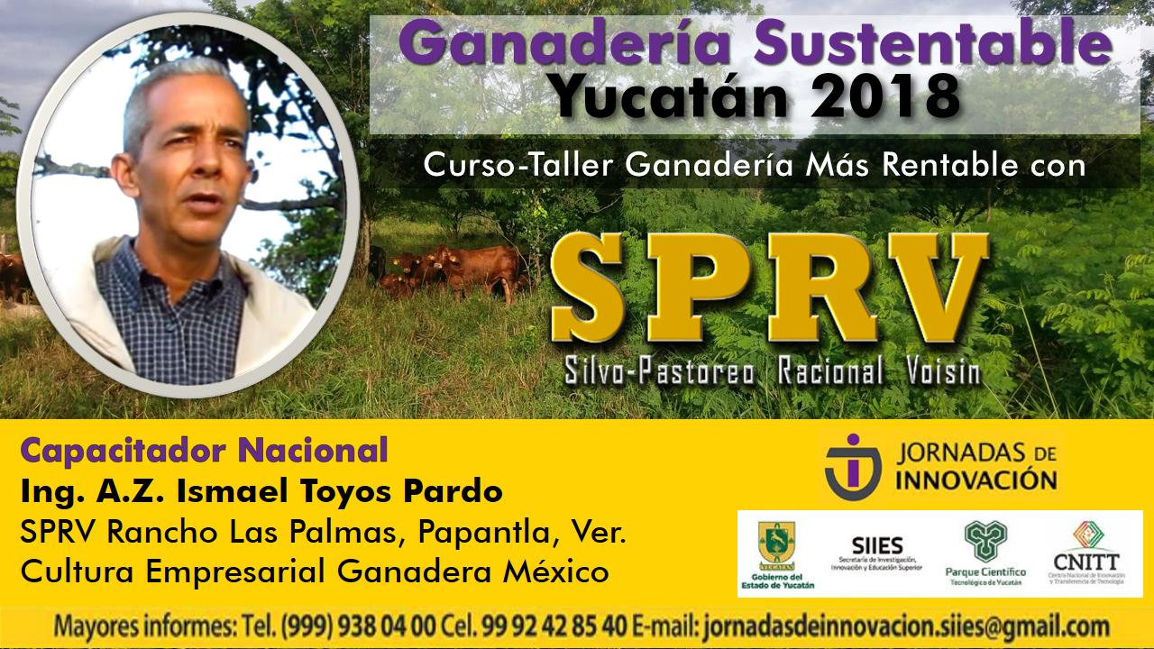 SPRV Yucatán 2018 - Ismael Toyos