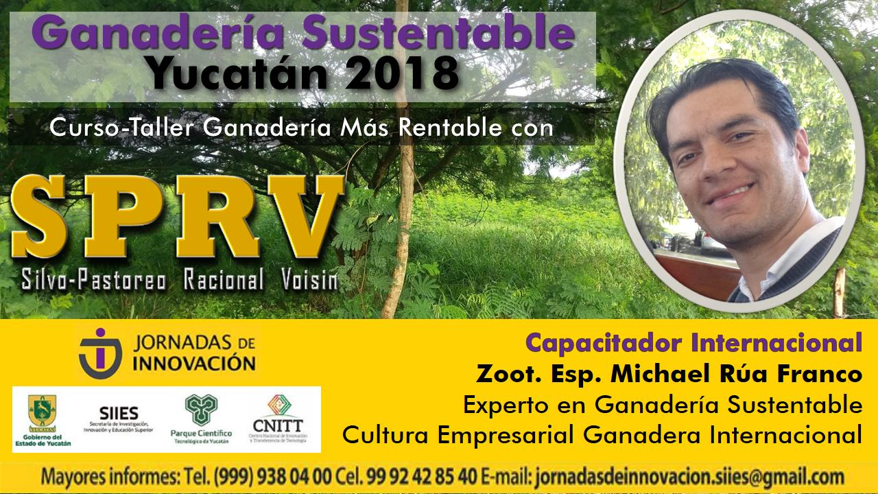 SPRV Yucatán 2018 - Michael Rúa