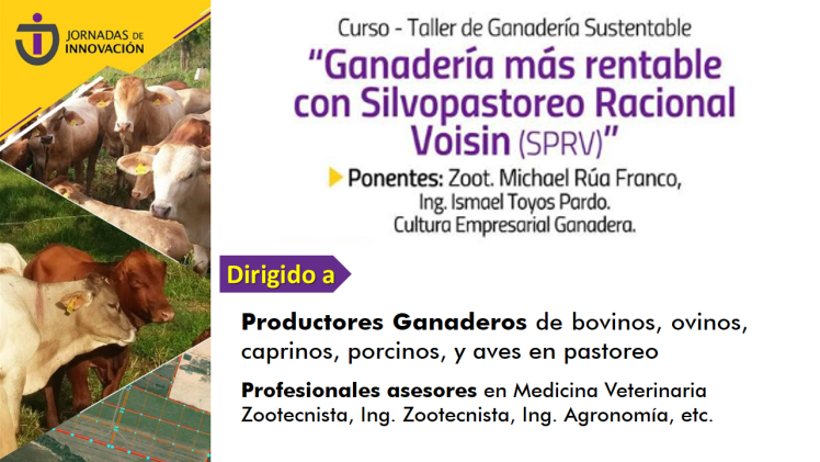 SPRV Yucatán 2018 - Público esperado